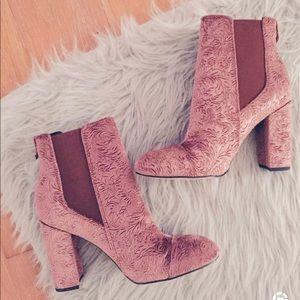 Sam Edelman Velvet Boots